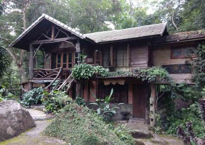 Mae Kampong, Chiang Mai -Tharnthong Lodge house