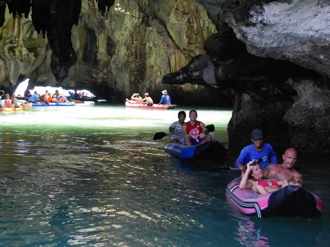 Krabi Phang Nga Bay Sea Canoe