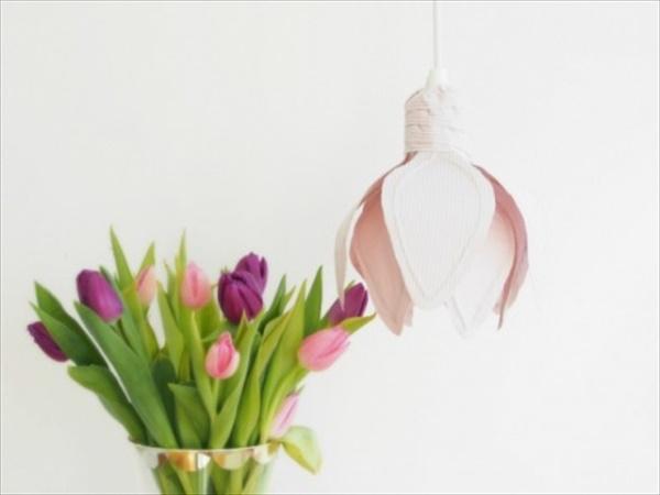 Flower Lamps decor ideas
