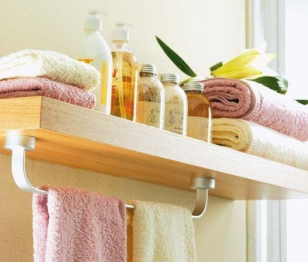 Exclusive DIY Towel Storage Ideas   EASY DIY and CRAFTS