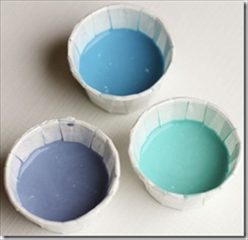 DIY how to paint glass jar