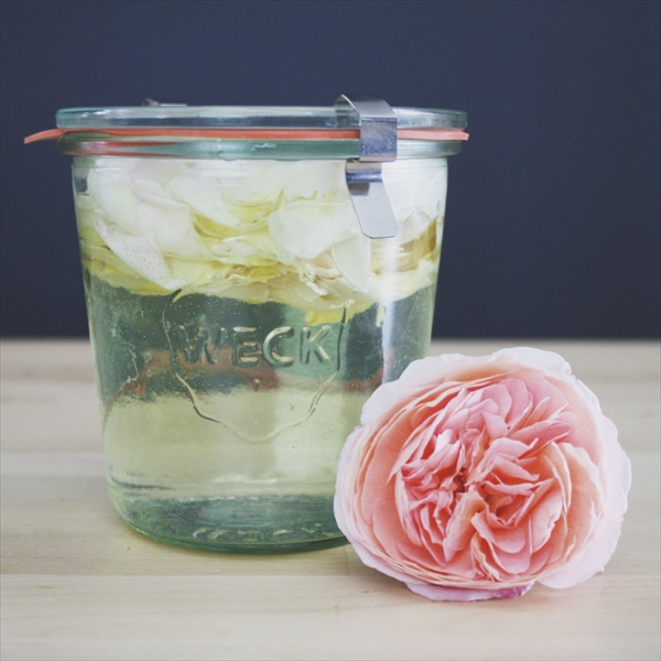How Do You Make Rose Water