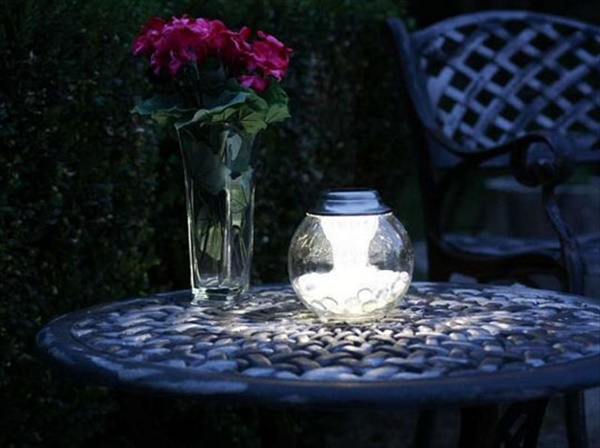 Simple solar light projects