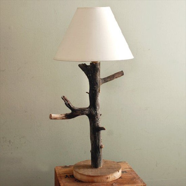 Upcycled And Luscious Homemade Table Lamps Easy Diy And