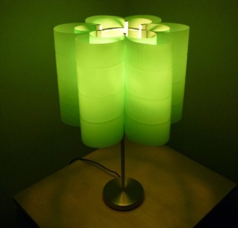 Do it yourself table lamp ideas