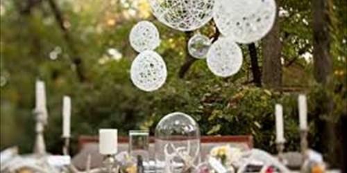 Cool DIY Hanging Paper Lanterns