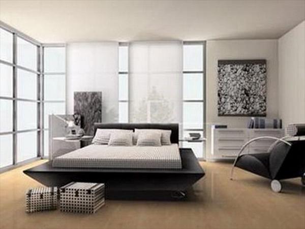 Cheap bedroom decor plans