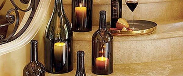 Do it yourself candle holder ideas