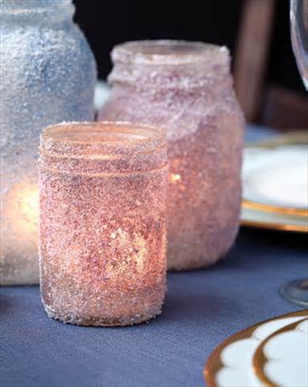 DIY making your own candle holder