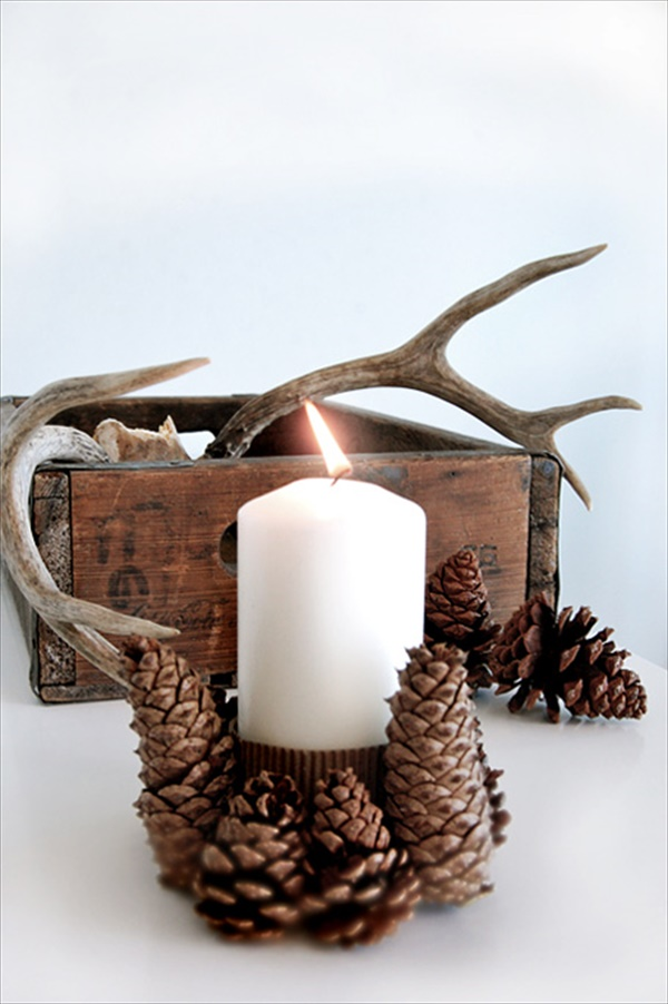 awesome candlestick holder