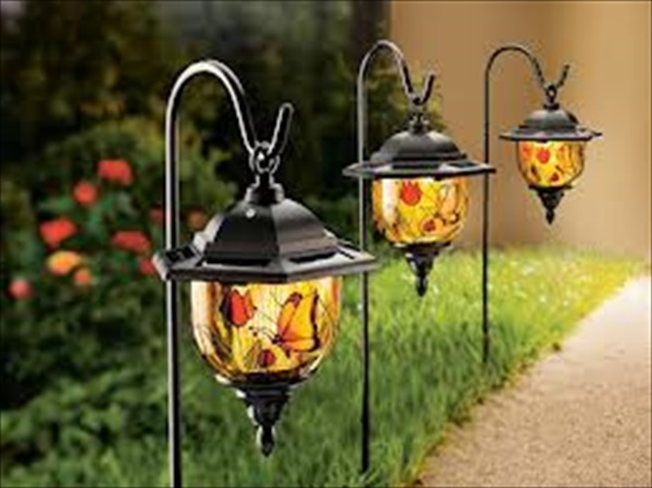 DIY solar lights ideas