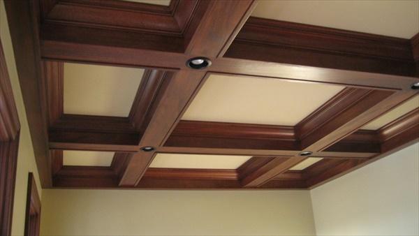 Cheap DIY ceiling  plans