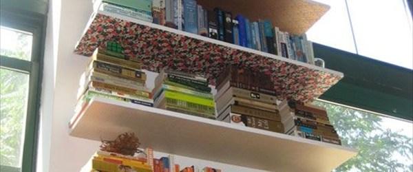 Cool DIY wall shelves