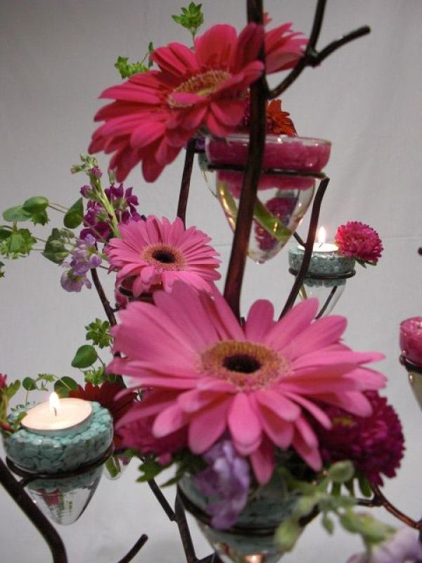 DIY decorating your home with flower