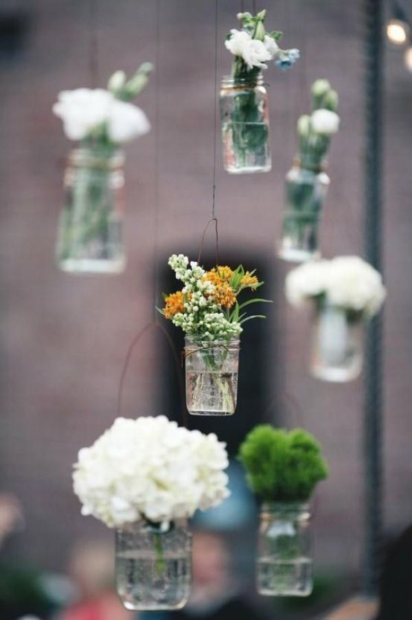 Cute flower decorating ideas during spring