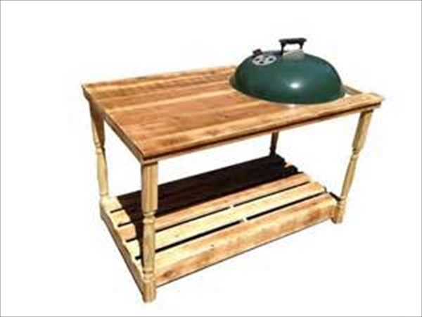 make your own grill table