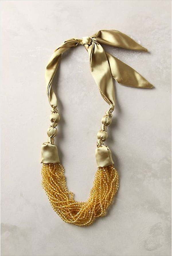 awesome Handmade  necklace ideas