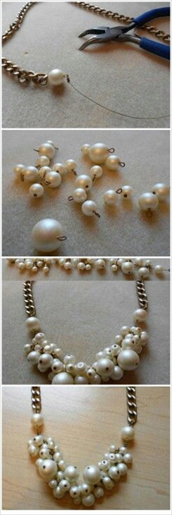 DIY Cute necklace ideas