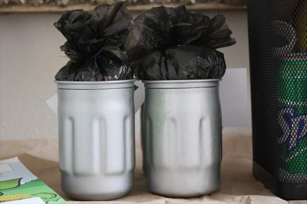 DIY trash Bin for garbage