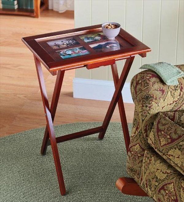 DIY table tray ideas