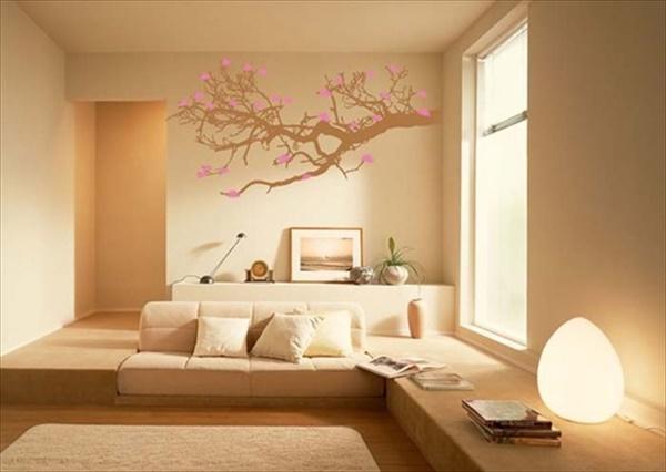DIY decorating guest room