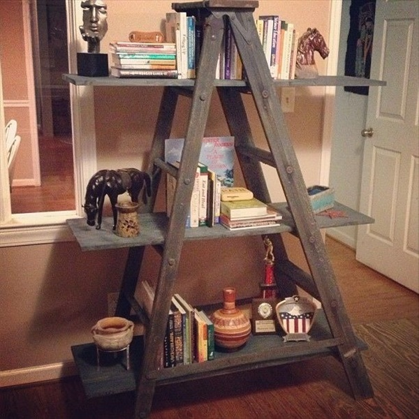 DIY modern shelving plans