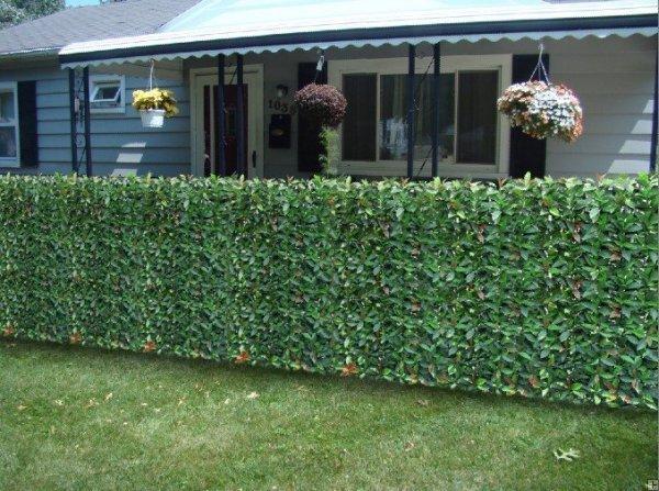 DIY fence installation