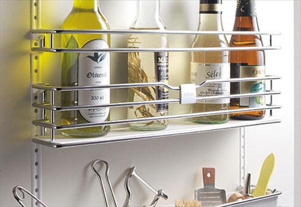 Cheap DIY kitchen storage solution