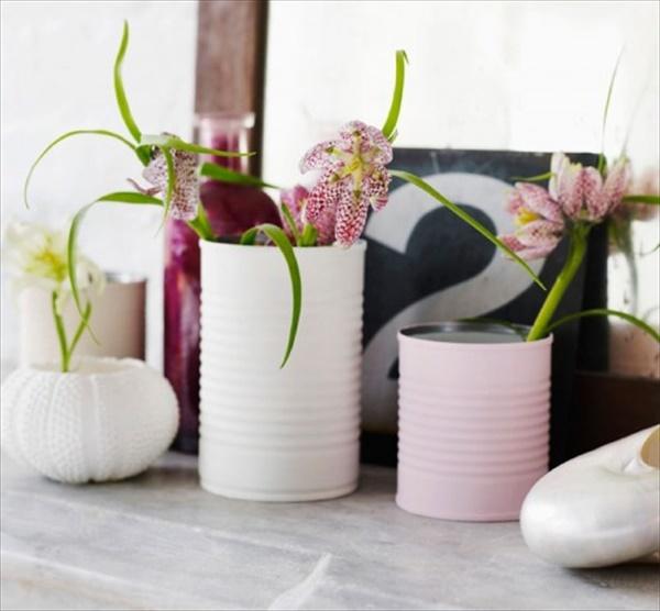 DIY flower vase ideas