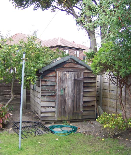 Diy easy garden and outdoor shed easy diy and crafts for Simply sheds online