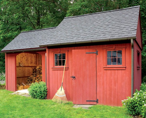 Easy Garden shed Plans