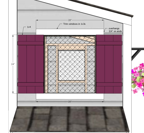 rainy shed designs