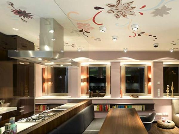DIY Modern Ceiling Designs