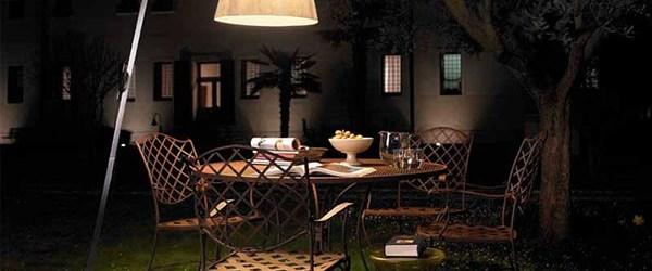 DIY outdoor lamps ideas