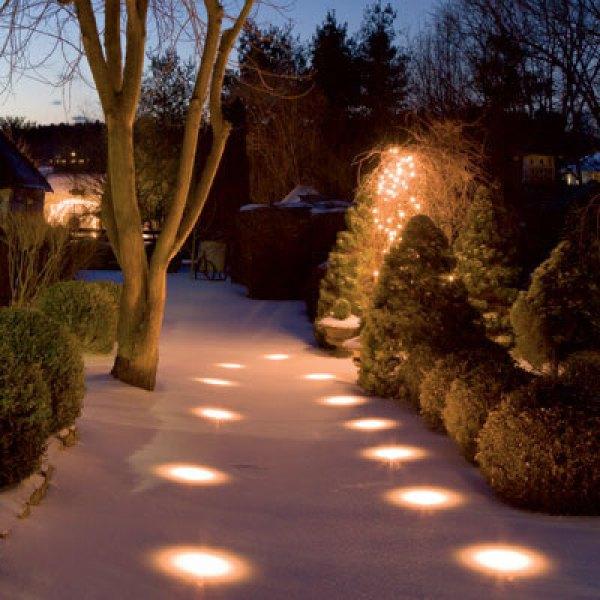 DIY Garden lights ideas