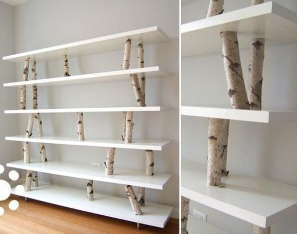 DIY Easy Shelves