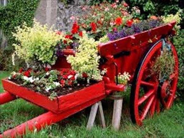 DIY planters ideas