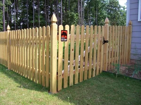 DIY fence ideas