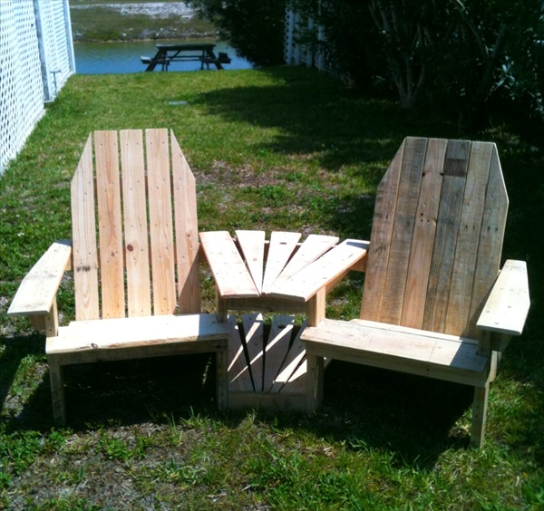 Pallet Chair: Easy DIY Pallet Chair Ideas