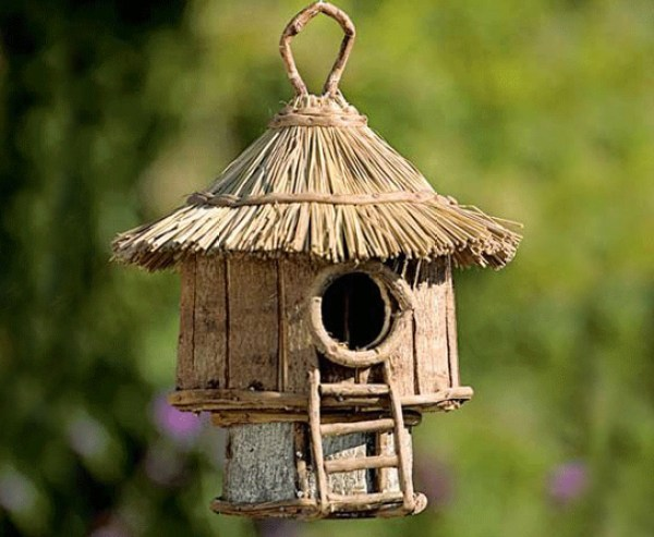 DIY creative birdhouse ideas