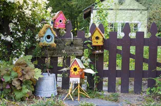 10 Creative Diy Birdhouse Ideas Easy Diy And Crafts