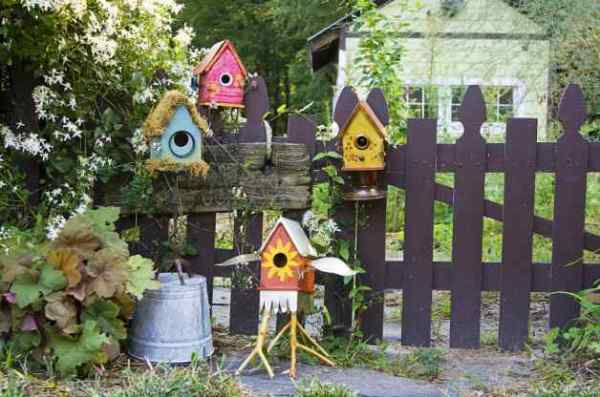 Easy Birdhouse ideas