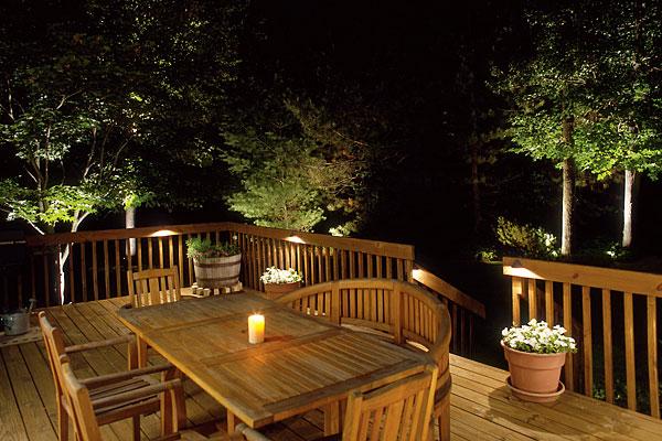 DIY garden lighting ideas