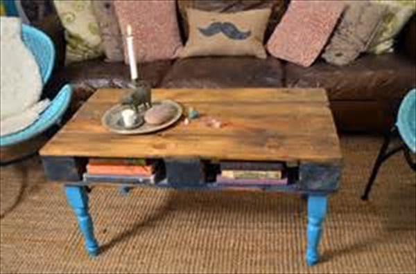 Easy coffee table designs
