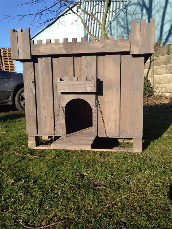 DIY Easy dog house