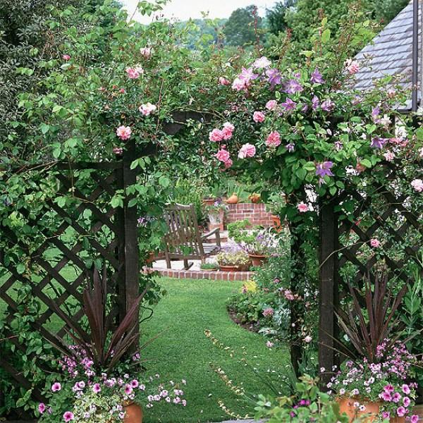 DIY vegetable gardens