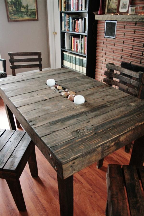 DIY kitchen furniture