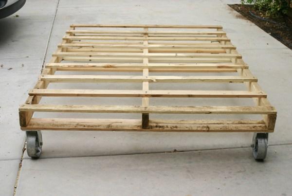 diy wooden pallet designs