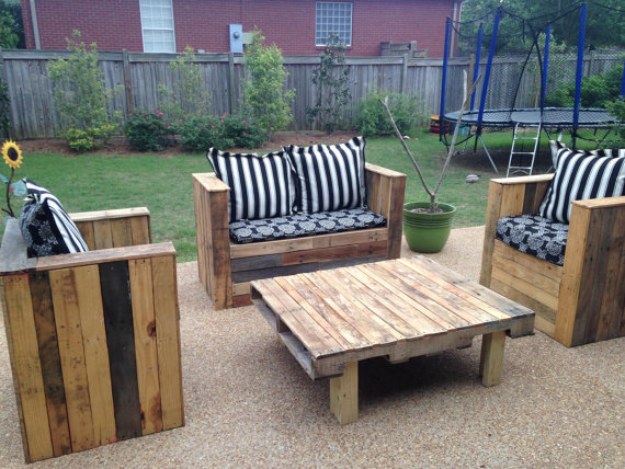 Iu0027m Sure That Reading This Article Youu0027ll Learn Easy Tips For DIY Outdoor  Pallet Furniture Project. Will See You Very Soon With Another Wonderful DIY  Pallet ...