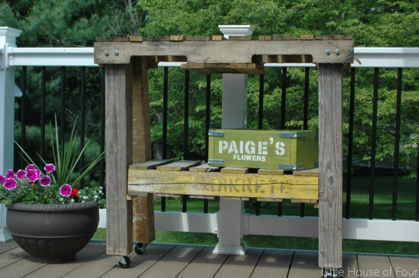 easy pallet recycling ideas